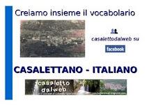 Vocabolario Casalettano