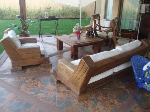Muebles Rústicos Hassan Muebles en roble