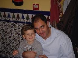 Alejandro y yo