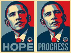 Barack, Hope and Progress