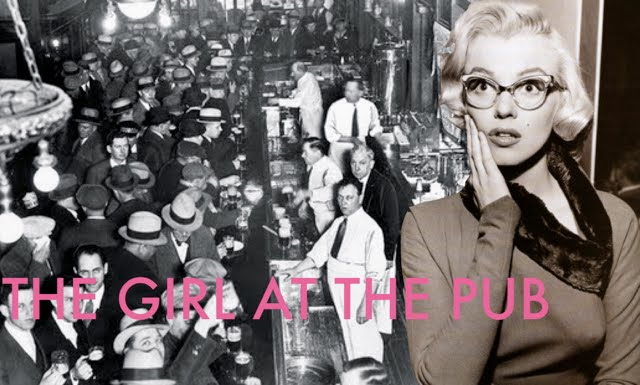 the girl at the pub
