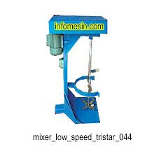 Mixer Untuk Memproduksi Shampoo