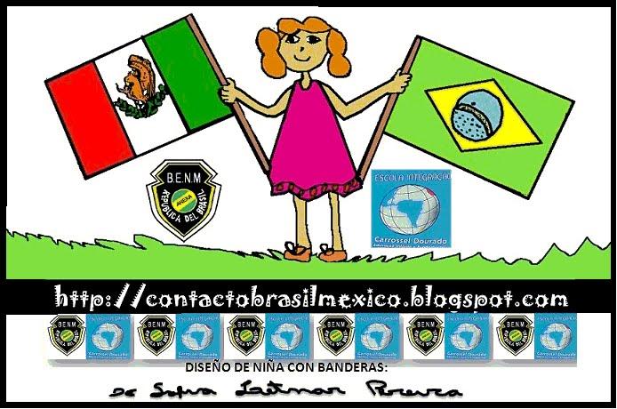CONTACTO BRASIL-MEXICO