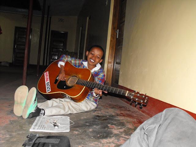 28 Octobre - cours de guitare