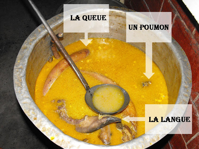 12 Janvier - Soupe de langue...