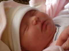Juli po narodzinach