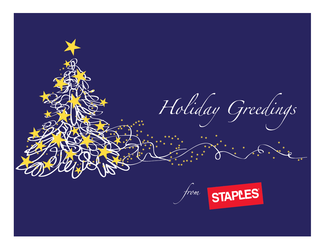Staples Greeting Cards Active Wholesale