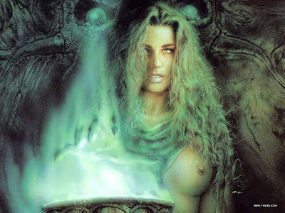 butt wallpaper. Butt luis royo wallpaper.