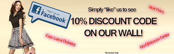 like us 10% code FB