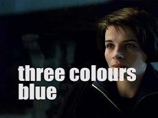 Три цвета: Синий