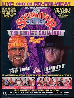 Survivor Series 1991