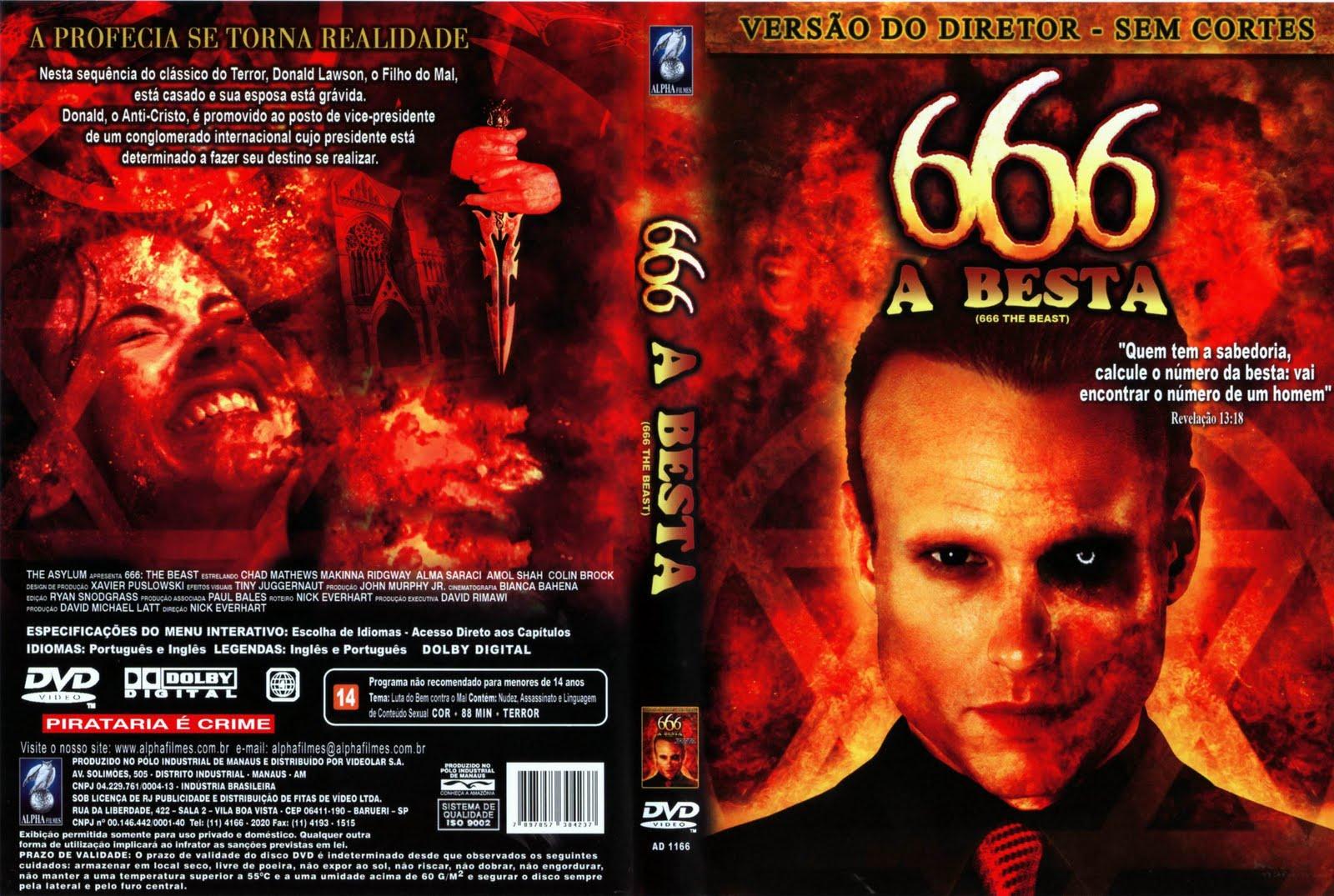 Capas Filmes Terror: 6...