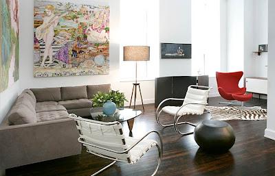 Spaces Brad Ford Interior Design New York