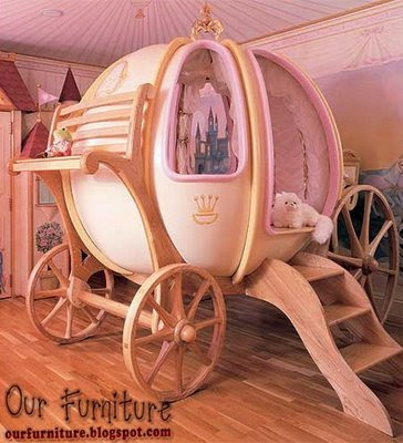 Its a classic setting of baby room.