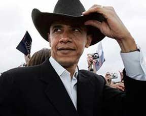 http://4.bp.blogspot.com/_1p20WdeXKKs/SW6s-XlSmTI/AAAAAAAAEKA/NCkseDMHrEQ/s320/ObamaBlackCowboyHat.jpg