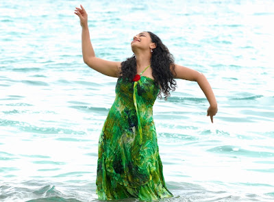 Actress  Nithya Menon Latest Photo Gallery hot images
