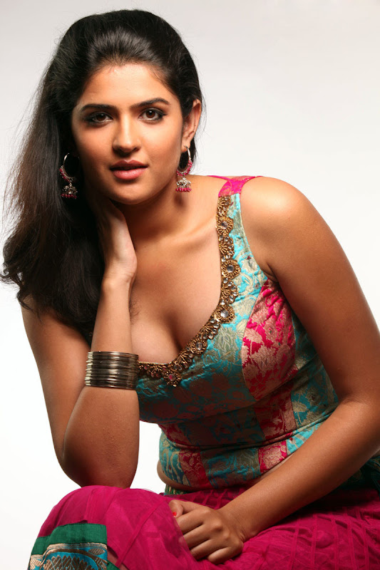 Actress Deeksha Seth In Wanted Movie Photo Gallery hot photos