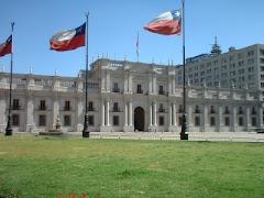 Santiago City - Metropolitan Region in Chile