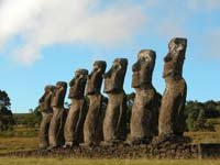 Easter Island Wonder of the World