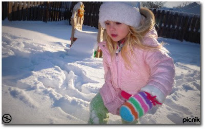 Snow, Fun And a Dad With a Camera