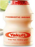 how to make fermented milk drink like yakult