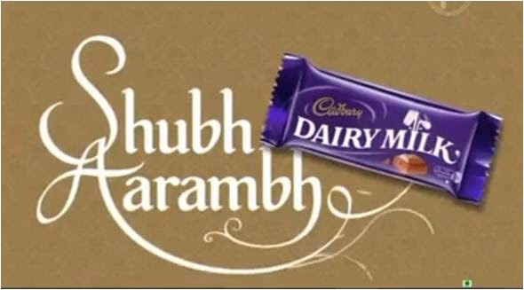 brand update cadbury dairy milk for shubh aarambh essay At the core, the campaign projects the brand values of joy and shared happiness   cadbury dairy milk - shubh aarambh child's play tvc.