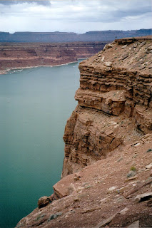Lake Powell rock