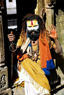 sadhu interesting man