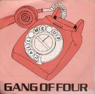 Gang of Four I Will Be A Good Boy