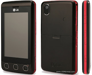 LG KP500 Cookie touch screen phone