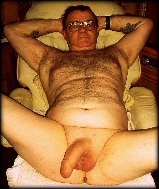 Mis Maduros Desnudos