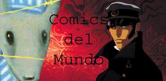 Comics del Mundo