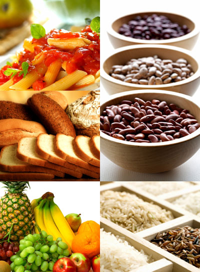 Carbohydrates are an essential part of a high fiber, natural, whole food