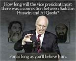 Dick Cheney, the Liars Liar