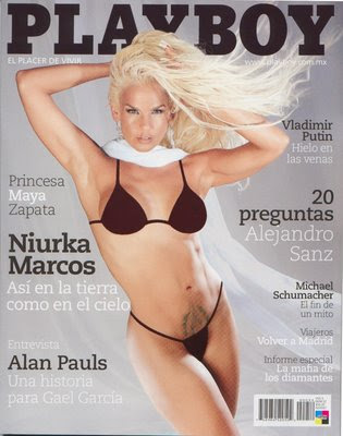 Video] Video de Niurka Marcos y sus fotos de Playboy