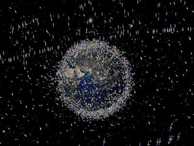 Algunos Se  Preguntan, Cuantos Satelites hay En el Espacio? aqui les tengo la respuesta.