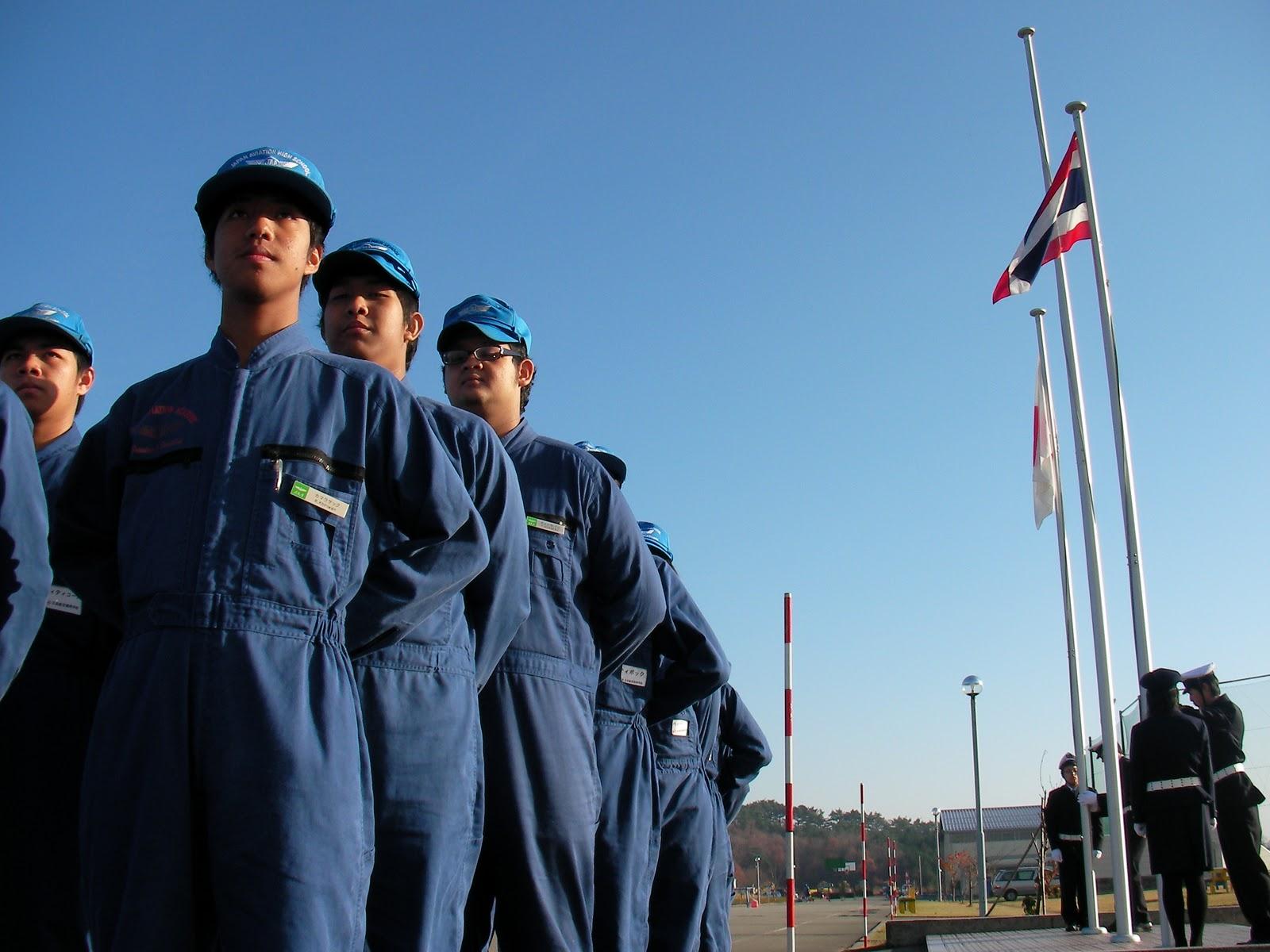 現在、石川キャンパスに在籍しているタイ留学生は 日本航空高等学校石川キャンパス 国際部