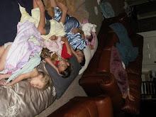 Sleep Over at Granny Grunts!