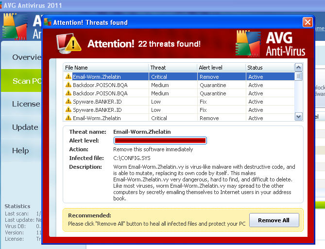 Avg antivirus update file free download