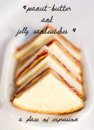 Peanut-Butter and Jelly Sandwiches