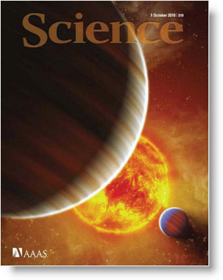 Science magazine 2010