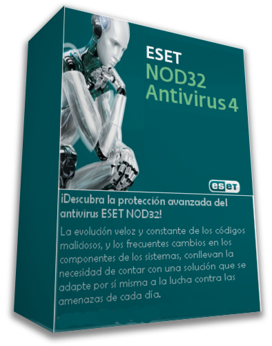 NOD32 Antivirus 4