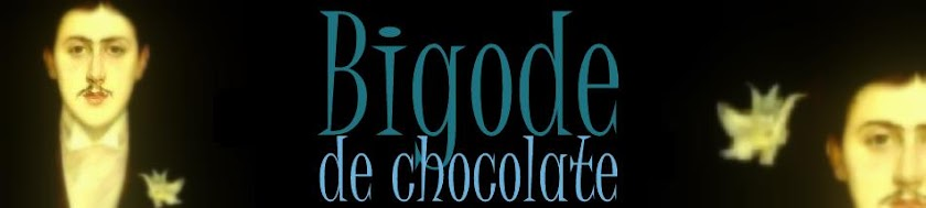 Bigode de chocolate