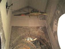El lagarto de la Catedral de Sevilla