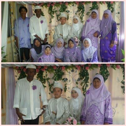 Di Hari Perkahwinan La