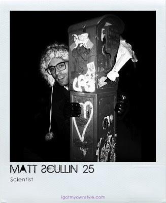 Matt Scullin
