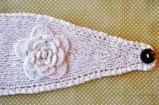 J Crafty Designs E-Party!: Knit/Crochet Headbands
