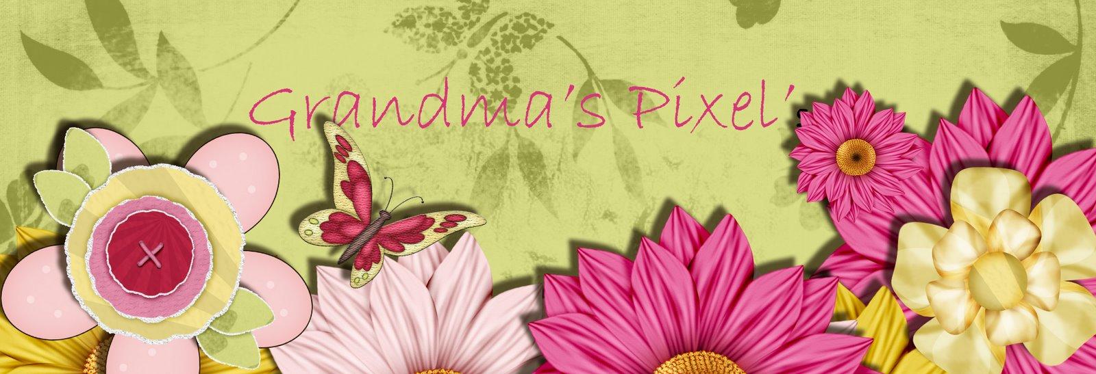 Grandma's Pixel's