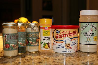 Haystacks & Champagne: Herbed Buttermilk Popcorn--WORTH the change ...