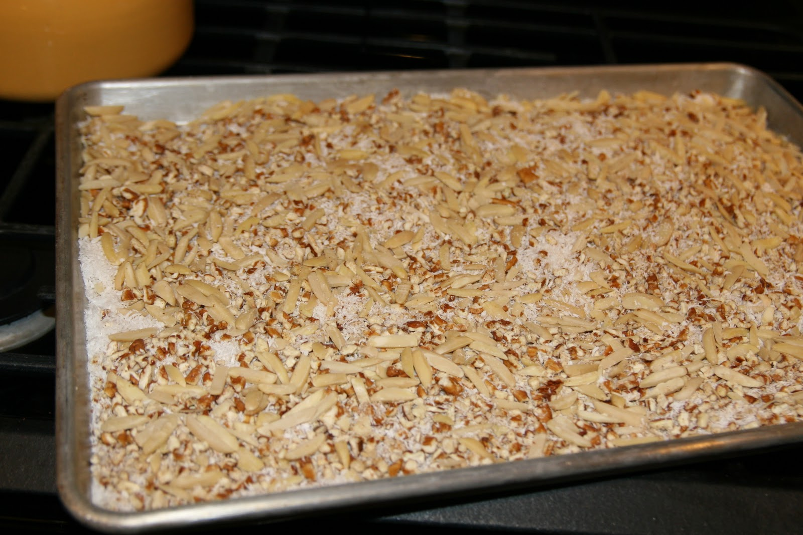 ... power bars, opt for an 8 by 8-inch pan; for thinner bars, use a 9 by